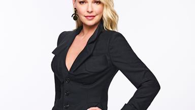 Katherine Heigl is back on TV in Suits – and sharing her thoughts as openly as ever
