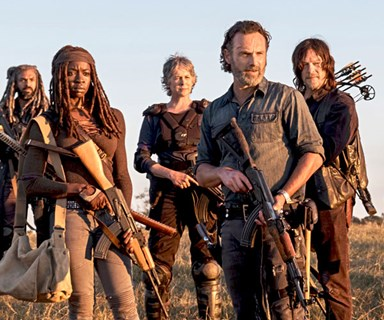 How The Walking Dead became the horror franchise of the decade
