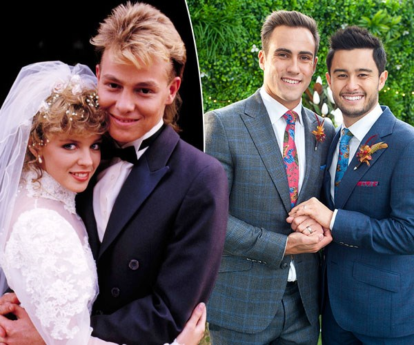 Neighbours: The top ten most iconic couples of all time