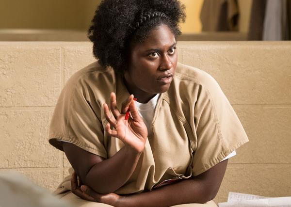 Orange Is The New Black star Danielle Brooks reveals how her life changed in the course of 13 hours