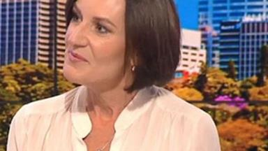 Cassandra Thorburn hits back at online bullies after her Studio 10 appearance