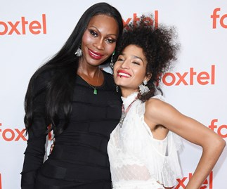 Pose stars wow on the red carpet at the launch of Foxtel's new Fox Showcase channel