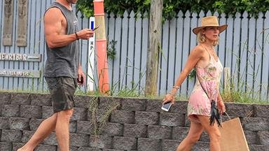 Chris Hemsworth and Elsa Pataky are nightmare neighbours