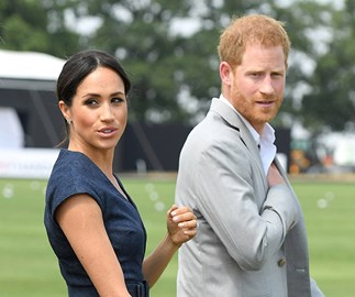 Duchess Meghan and Prince Harry prove they're just like the rest of us by catching a public train