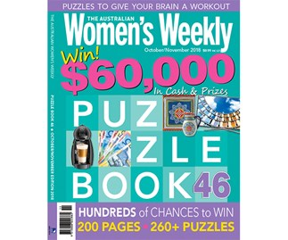 The Australian Women's Weekly Puzzle Book Issue 46