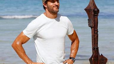Survivor Australia's Jonathan LaPaglia says the show may have cost him big Hollywood roles