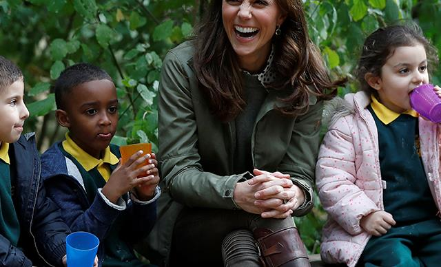 Duchess Catherine resumes her royal duties after five months maternity leave