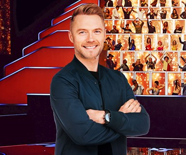 Ronan Keating opens up about his Aussie son Cooper and his new singing show