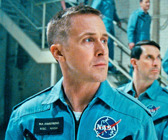 Ryan Gosling and Claire Foy shoot for the moon in First Man