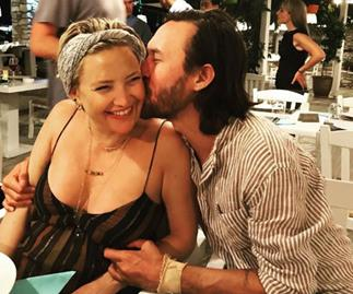 Kate Hudson gives birth to her baby daughter