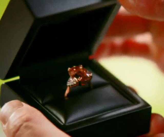 So what happens to that Bachelor ring Nick Cummins bought for the winner?
