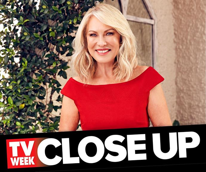 Kerri-Anne Kennerley stars in the new issue of TV WEEK Close Up.
