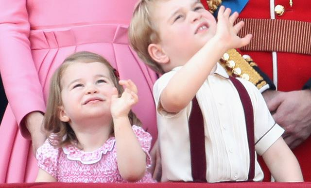 The adorable way Prince George and Princess Charlotte take after Prince William
