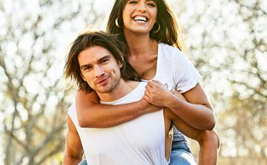 Playing for Keeps' Olympia Valance and Jackson Gallagher spill on their characters and friendship