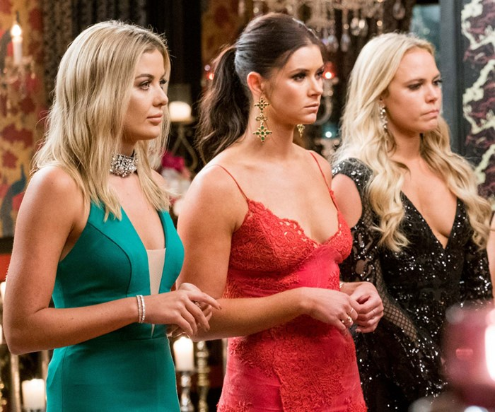 Bachelor contestants Brittany and Sophie claim Nick Cummins and Cass are NOT dating!