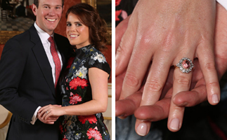 The engagement ring that sealed the deal for Princess Eugenie and Jack Brooksbank