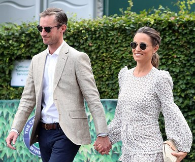 Pippa Middleton has been spotted at the Lindo Wing