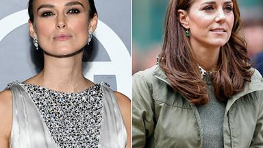 Keira Knightley gets real about childbirth and slams Kate Middleton's post-birth appearance