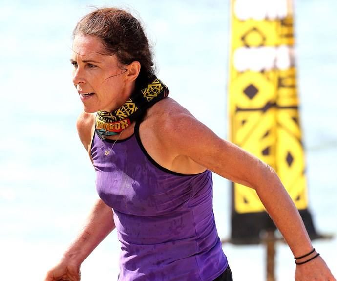 Australian Survivor finalist Sharn says her son's illness put things into perspective