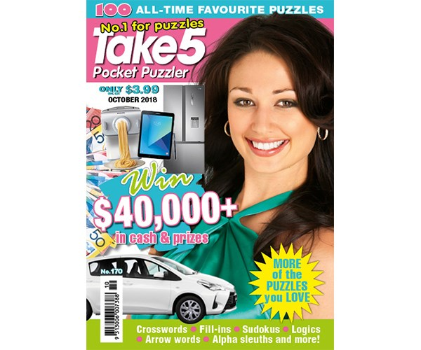 Pocket Puzzler Issue 170 Coupon