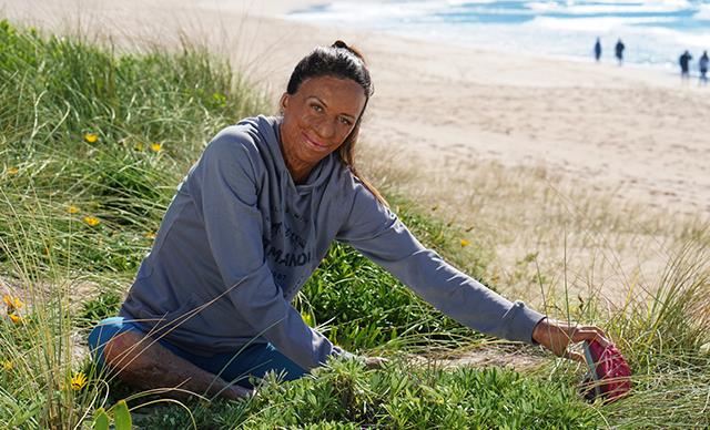 Turia Pitt to return to competitive events one year after giving birth