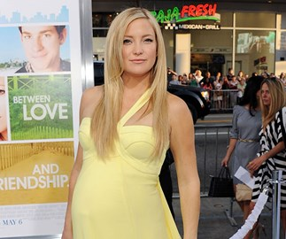 Kate Hudson shares adorable first picture of her baby daughter
