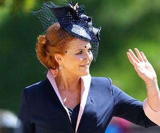 Sarah Ferguson announces exciting new project days before Princess Eugenie's royal wedding