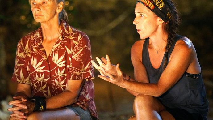 Sharn Coombes crowned runner-up in Australian Survivor 2018