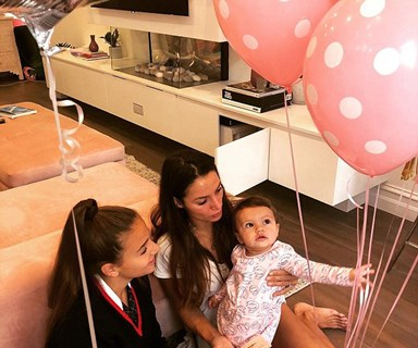 The Bachelor's Sam Wood and Snezana Markoski celebrate baby Willow's first birthday!