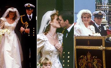 Sarah Ferguson and Prince Andrew's wedding: A retrospective