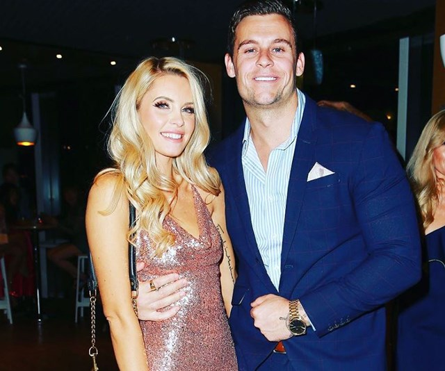 Married At First Sight's Ryan Gallagher looks super loved-up with his new girlfriend