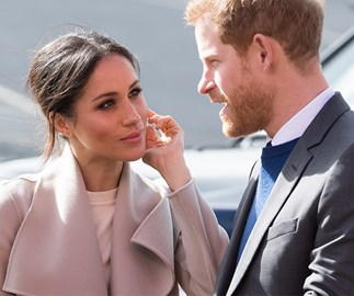 Duchess Meghan worried she looked too keen on Prince Harry after their first date