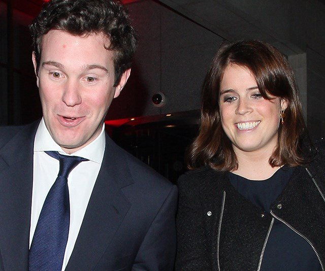 Princess Eugenie and Jack Brooksbank share never-before-seen photos ahead of their royal wedding