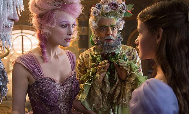 5 things you didn't know about Disney's new The Nutcracker movie