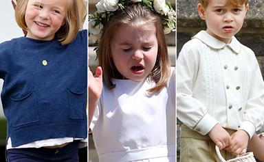 Princess Eugenie's bridal party confirmed: Meet the flower girls and pageboys bound to steal the show