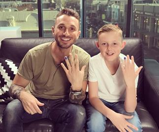 The 11-year-old ambassador making a big impact on the Polished Man campaign