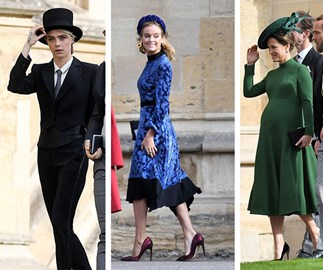 All the celebrity and royal guests at Princess Eugenie and Jack Brooksbank's royal wedding