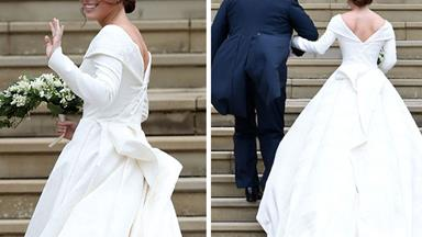 Princess Eugenie's wedding dress: A comprehensive breakdown
