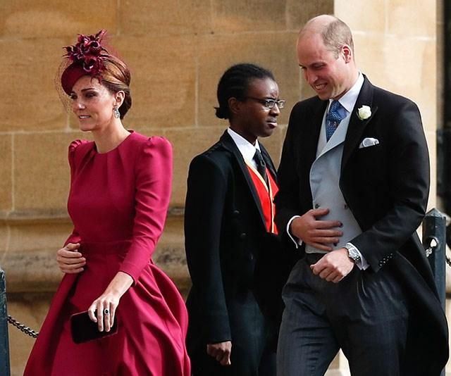 Duchess Catherine and Princess William