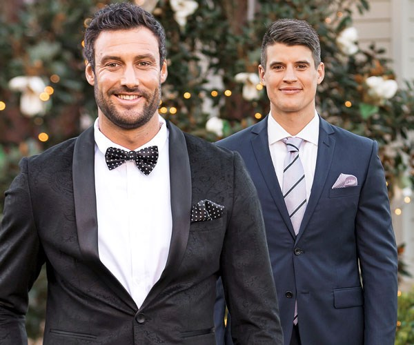"The Bachelorette Australia's Charlie and Bill face-off: ""He's hiding something from Ali"""