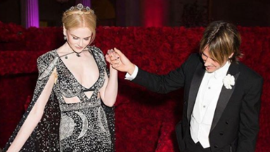 Nicole Kidman and Keith Urban share a beautiful duet of 'Female' for International Day of the Girl