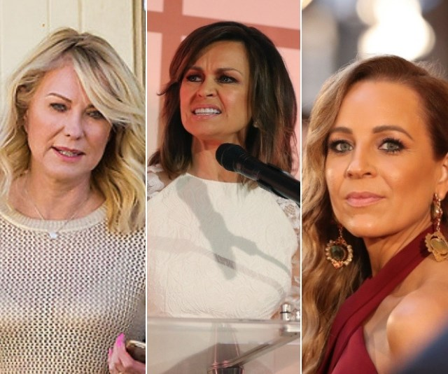 carrie bickmore lisa wilkinson kerri-anne kennerley