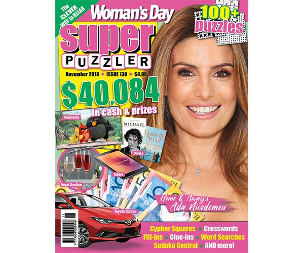 Woman's Day Superpuzzler Issue 130