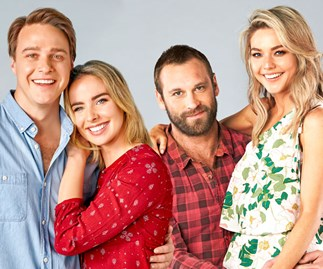 Who will propose on Home and Away? Two couples finally declare their true feelings