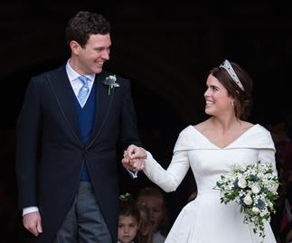 9 of the best moments from Princess Eugenie's royal wedding