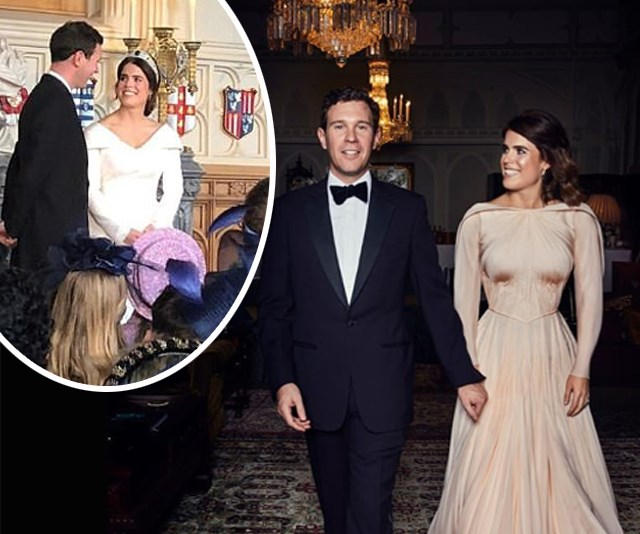 Inside Princess Eugenie and Jack Brooksbank's THREE wedding parties