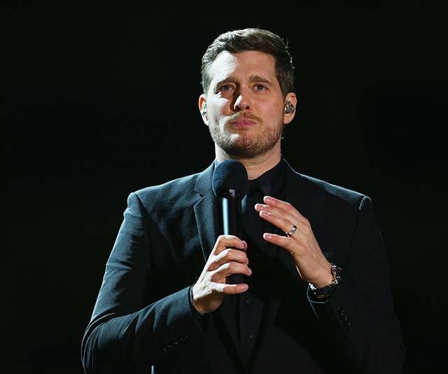 Michael Bublé announces he's quitting music following his son's cancer battle