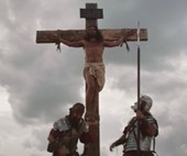 Controversial ad depicts Jesus Christ on the cross to encourage us to donate our organs when we die