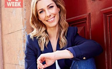 Fox Sports presenter Lou Ransome is kicking career goals at every turn