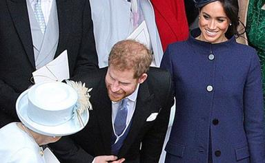 How the royal family reacted to Prince Harry and Duchess Meghan's pregnancy announcement